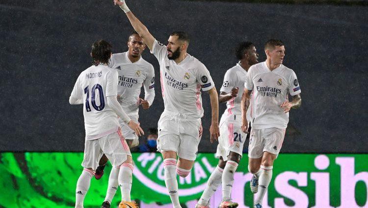 (rfi.fr)Ligue des champions: le Real Madrid peut encore remercier Karim Benzema.