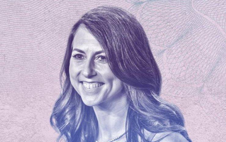 (Forbes.fr)Comment MacKenzie Scott, ex femme de Jeff Bezos, s'est enrichie après avoir fait don de 5,8 milliards de dollars