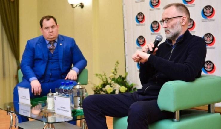 (Reseauinternational)Sergueï Mikheyev dans le Donbass – L'unification en un seul pays est la seule solution pour la civilisation russe