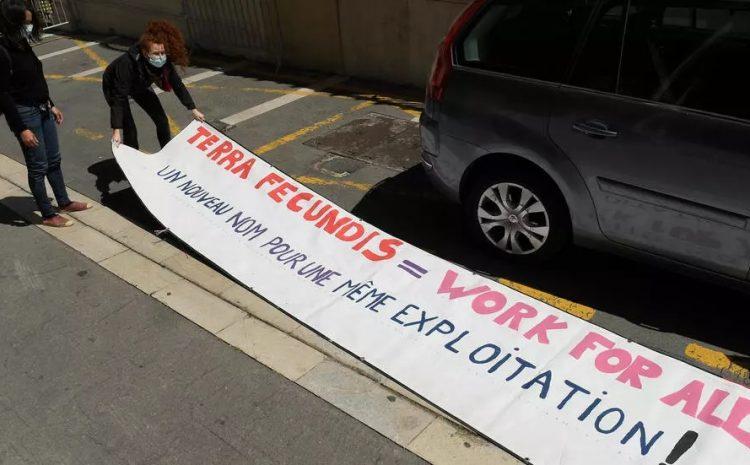 (rfi)France: Terra Fecundis, le procès d'une fraude géante au travail détaché