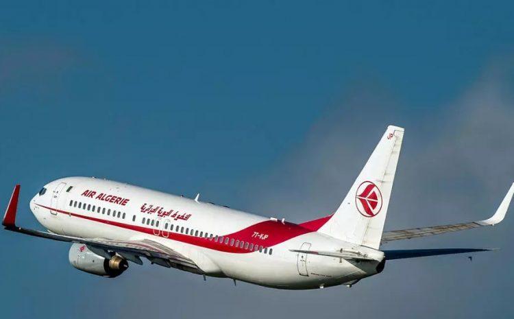 (rfi)Air Algérie reprend petit à petit les liaisons entre Paris et Alger