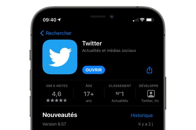 (01net.com)Twitter pourrait lancer un système de réactions comme sur Facebook