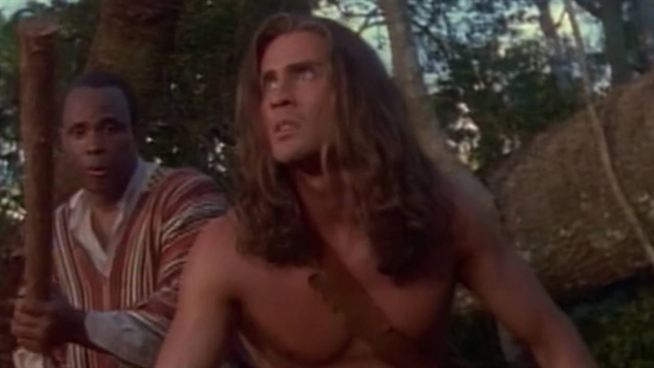 (allocine.fr)Mort de Joe Lara, interprète de Tarzan, dans un crash d'avion