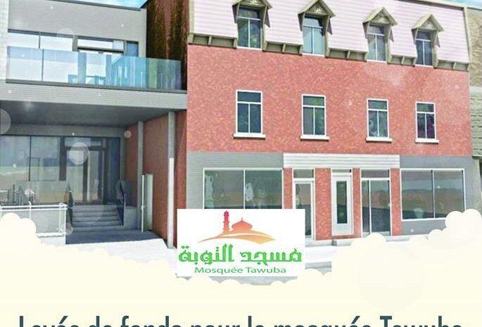 (guineenews.org) Samedi 8 mai : Levée de fonds virtuelle en faveur de la Mosquée Tawuba de Montréal (communiqué)