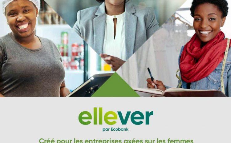 (Guineenews.org)Ecobank Guinée lance le programme Ellever pour le bonheur des femmes entrepreneures