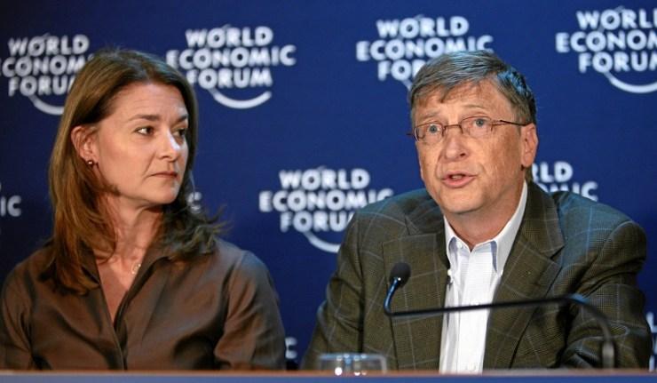 (reseauinternational.net) Bill et Melinda divorcent, on ne nous dit pas tout
