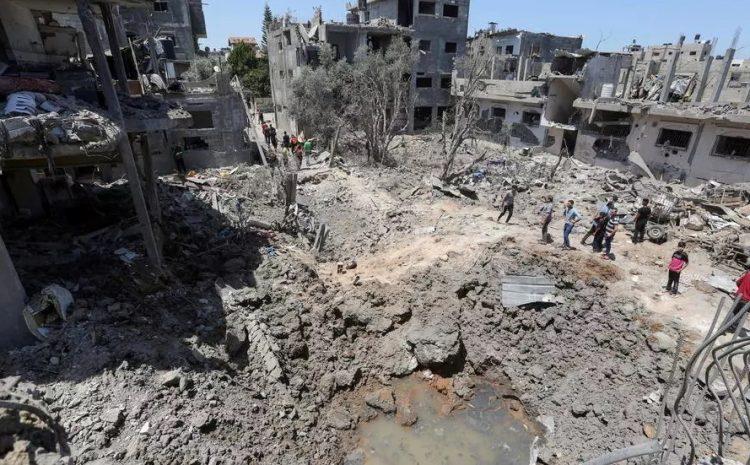 (rfi)Pierre Razoux: «Une intervention terrestre israélienne ponctuelle à Gaza est toujours possible»
