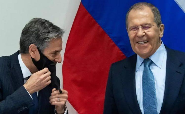 (rfi)La rencontre Sergueï Lavrov-Antony Blinken, première pierre d'un sommet Poutine-Biden