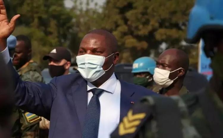 (rfi.fr)Centrafrique: Macron juge le président Touadéra «otage du groupe Wagner»