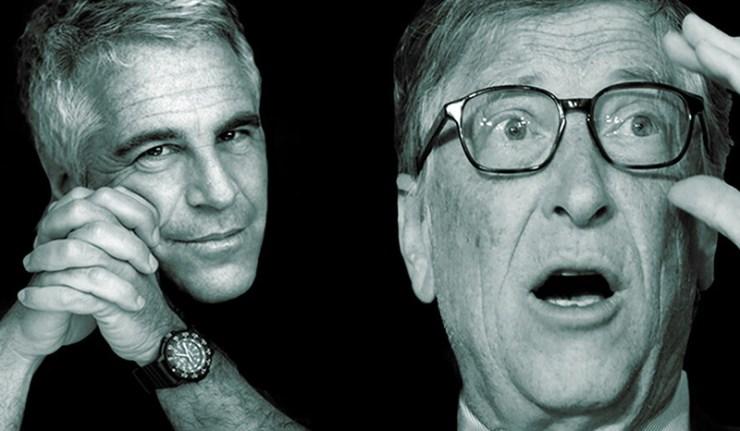 (Reseauinternational)La dissimulation continue : La vérité sur Bill Gates, Microsoft et Jeffrey Epstein