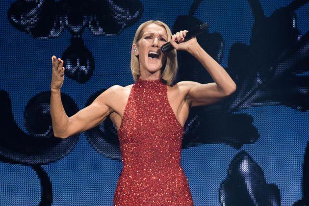 (HUFFSPOT)Céline Dion ne viendra finalement aux Vieilles Charrues qu'en 2023
