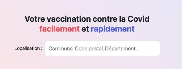 """(HuffSpot)""""ChronoDose"""", la nouvelle fonctionnalité de """"Vitemadose"""" pour trouver un vaccin en 24h"""