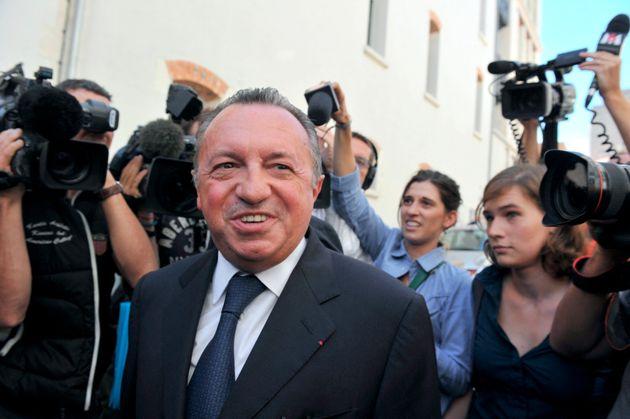 (HuffPost)Le sénateur Jean-Noël Guérini condamné à trois ans de prison, dont 18 mois ferme