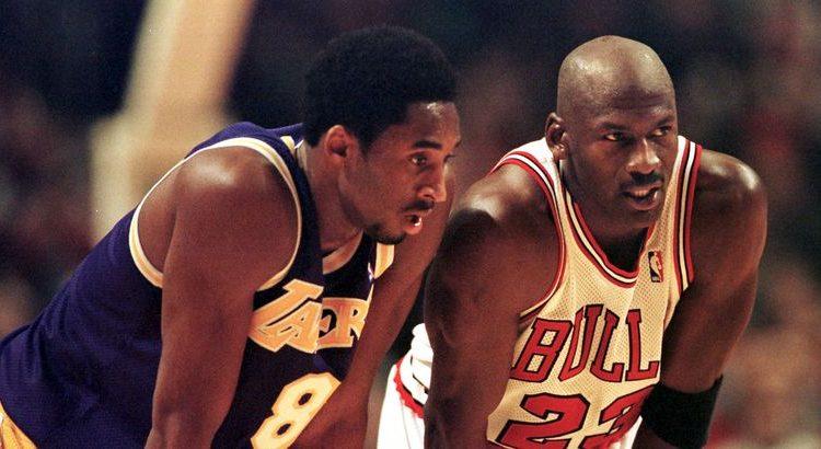 (le moov)Michael Jordan révèle son dernier SMS avec Kobe Bryant