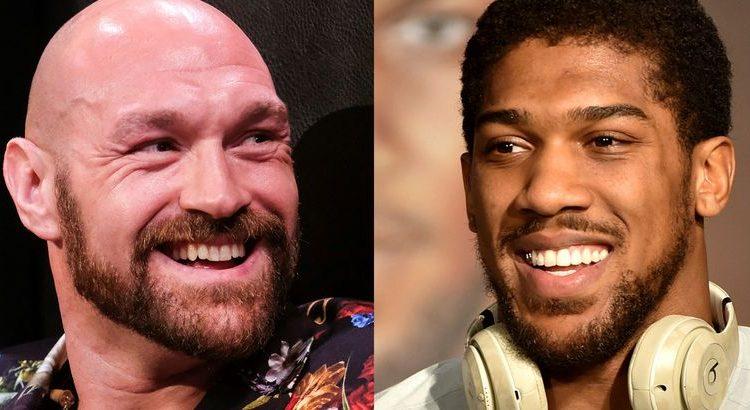 (le moov)Tyson Fury VS Anthony Joshua : la date du combat est tombée