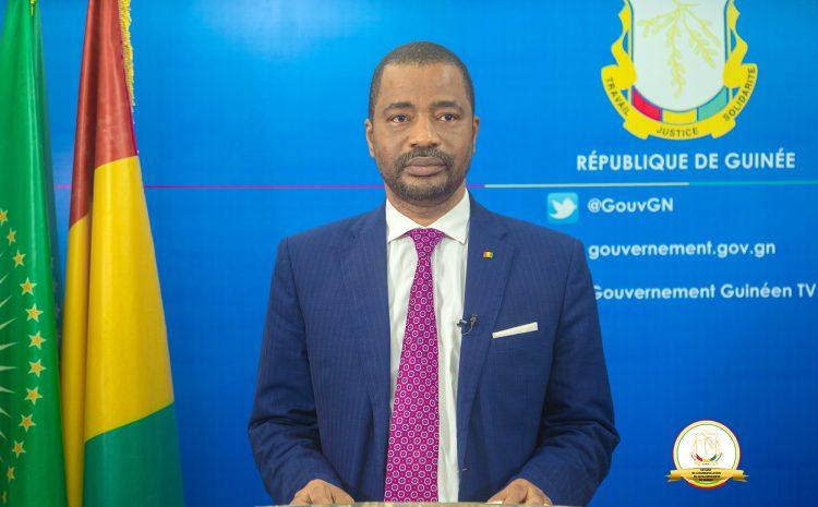 (Guineenews)Communiqué du Gouvernement Guinéen relatif à la demande de sanction des eurodéputés contre des personnalités guinéennes