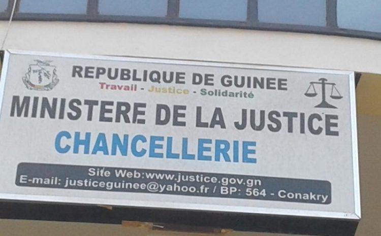 (Guineenews)Justice : la grève des avocats et huissiers suspendue