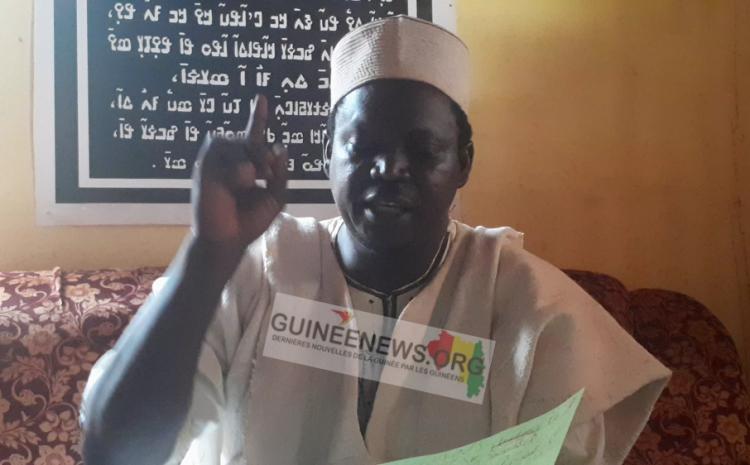 (Guineenews)Kankan : de quoi reproche-t-on à l'imam Nanfo Diaby?