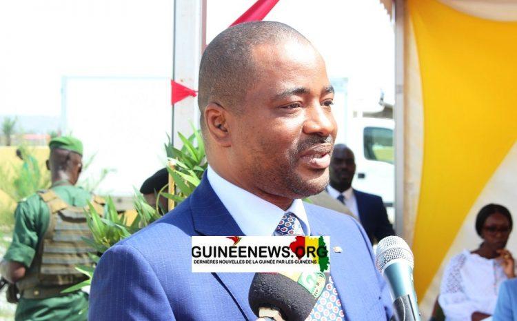 (Guineenews)Tibou Kamara : «un réajustement des prix du carburant à la hausse s'impose »
