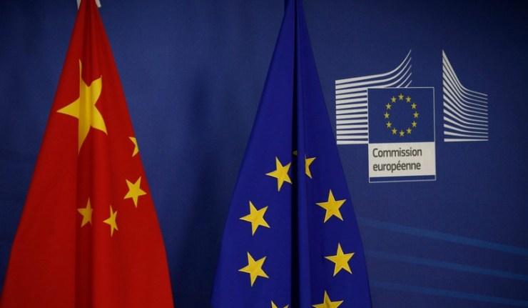 (Reseauinternational)Pourquoi l'UE se met en rang contre la Chine