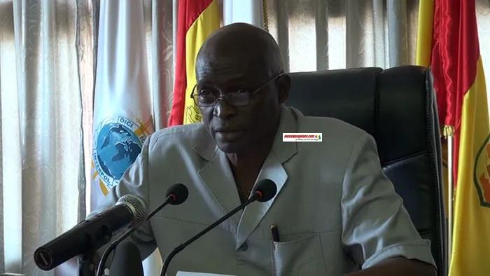 """(mosaiqueguinee.com)Affaire inceste : """" Ibrahima Bah a été mis à la disposition du TPI de Kaloum, il est à la maison centrale """" (Kassé)"""