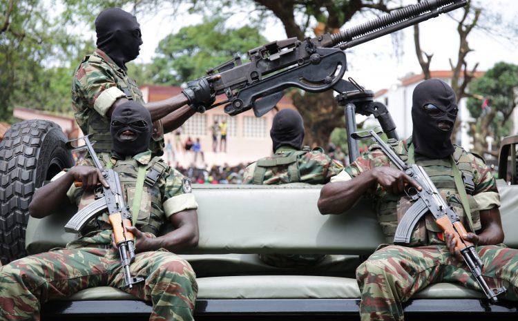 (Africaguinee)Exclusif : Pourquoi les forces armées guinéennes mènent des patrouilles le long des frontières?