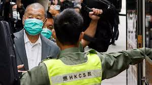 (rfi.fr)Hong Kong: nouvelles condamnations pour des membres importants de l'opposition.