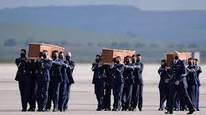 (france24.fr)L'Espagne rapatrie les dépouilles des trois Européens assassinés au Burkina Faso.