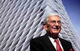(monde.fr)Le milliardaire et philanthrope américain Eli Broad, cofondateur du groupe immobilier Kaufman & Broad, est mort à 87 ans.