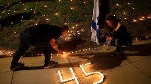 (rfi.fr)Israël: deuil national en hommage aux victimes de la bousculade meurtrière.