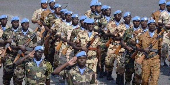 (Guineenews.org)Journée Mondiale des Casques bleus : trois militaires Guinéens parmi les soldats honorés par l'ONU