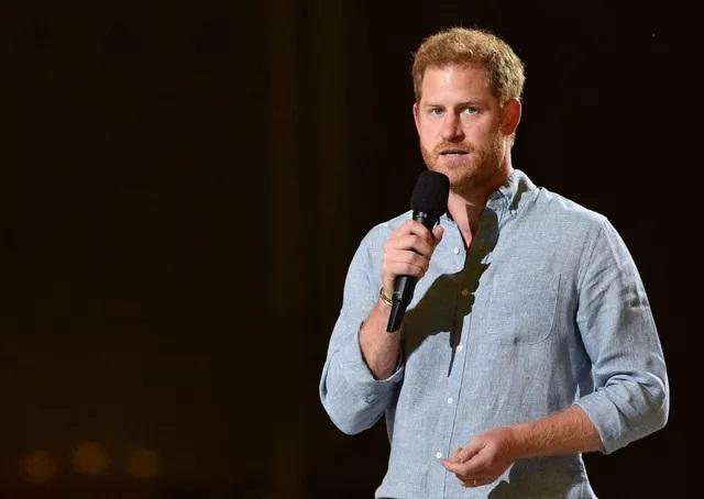 (Figaro)Le prince Harry animera une émission sur la santé mentale au côté d'Oprah Winfrey