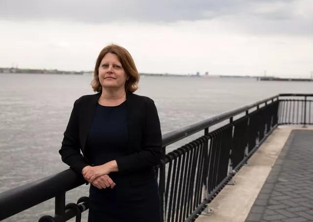 "(Figaro)Sally Buzbee, la première femme à la tête du ""Washington Post"""