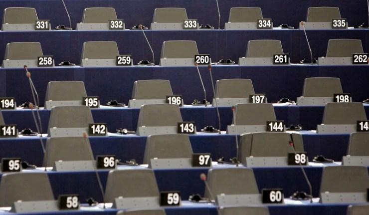(Reseauinternational)Le Parlement européen, une mascarade de démocratie