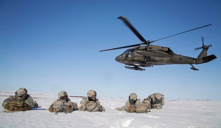 (Reseauinternational)OTAN-Russie – La bataille « de glace et de feu » en Arctique