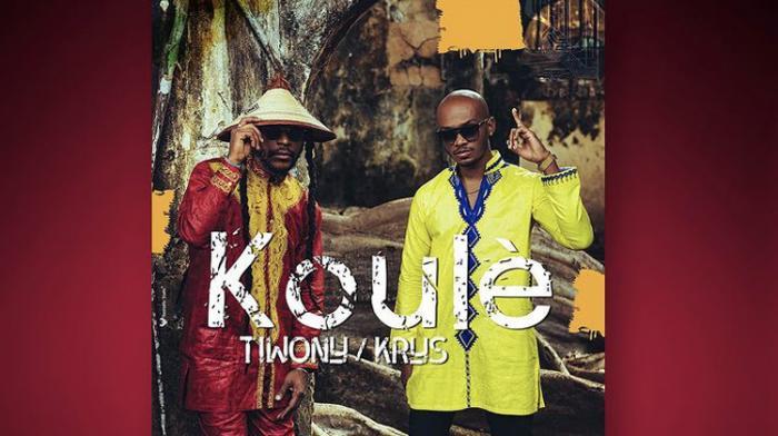 (reggae.fr)Krys et Tiwony en duo sur 'Koulé'