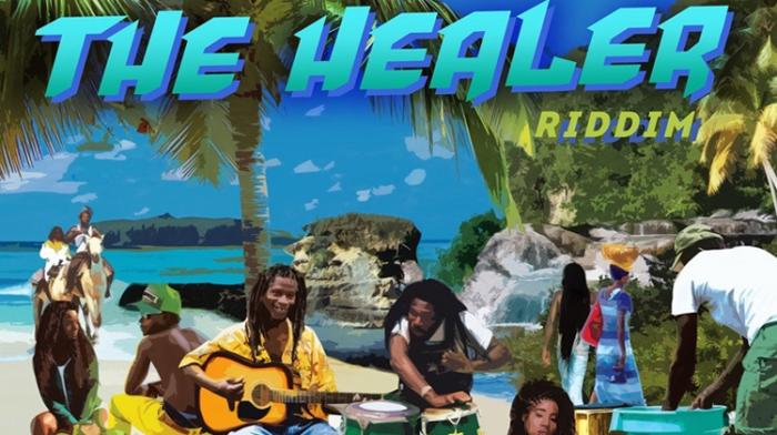 (reggae.fr)The Healer Riddim chez Maximum Sound