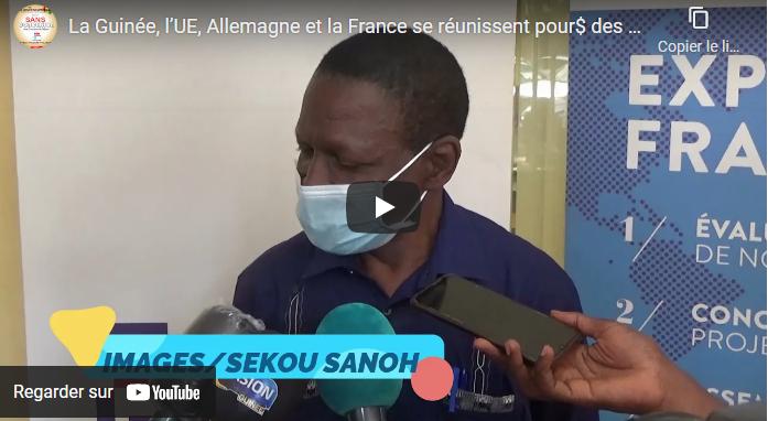 (Guineenews.org)Santé : la Guinée, l'UE, l'Allemagne et la France se réunissent pour le comité de pilotage des programmes de santé PASA1 et PASA 2