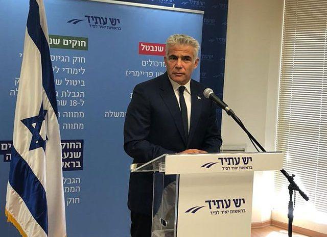 (observateurcontinental)Yaïr Lapid est-il le dernier espoir de la démocratie israélienne?