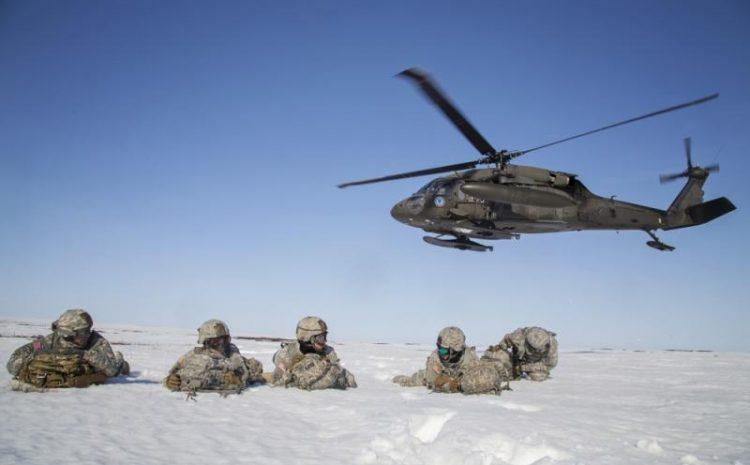 """(observateurcontinental)Otan-Russie: la bataille """"de glace et de feu"""" en Arctique"""