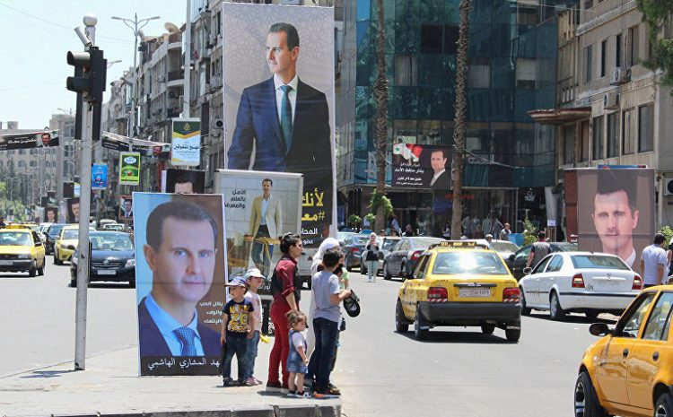 """(Reseauinternational)Al-Assad réélu: la Syrie et """"l'ancien nouveau monde"""""""