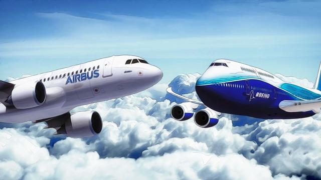 (observateurcontinental)L'UE et les Etats-Unis ont mis fin à un long différend commercial entre Boeing et Airbus