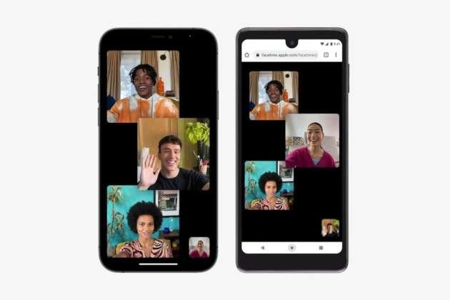 (01net.com) Partage de lien FaceTime : les réunions ne seront pas protégées par un mot de passe
