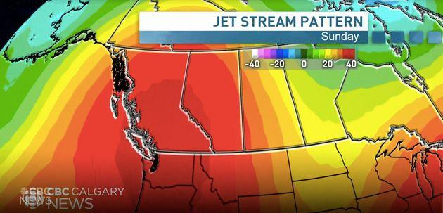 """(HuffSpot)Un """"dôme de chaleur"""" continue d'étouffer le Canada par son intensité rarissime"""