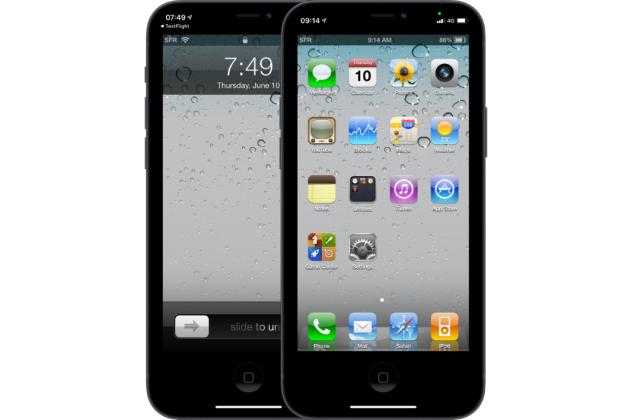(01net.com)Avis aux nostalgiques, cette application peut émuler iOS 4 sur votre iPhone