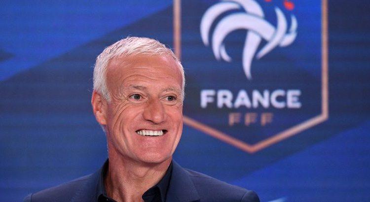 (le moov)Bleus : Didier Deschamps valide (aussi) l'hymne de Youssoupha