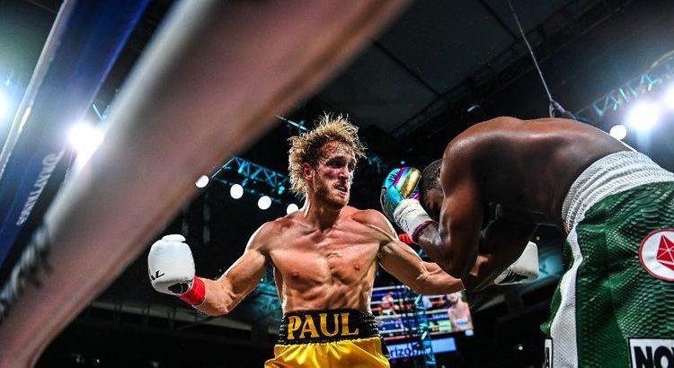 """(mouv.fr)Logan Paul sur Mike Tyson : """"tu ne peux pas me dire, que je ne le battrai pas !"""""""