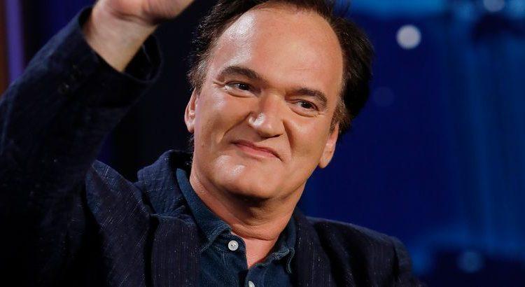 (le moov)Quentin Tarantino confirme vouloir arrêter sa carrière