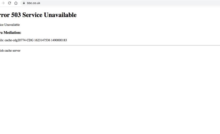 (msn.com)Plusieurs sites Internet inaccessibles dans le monde, notamment des sites gouvernementaux