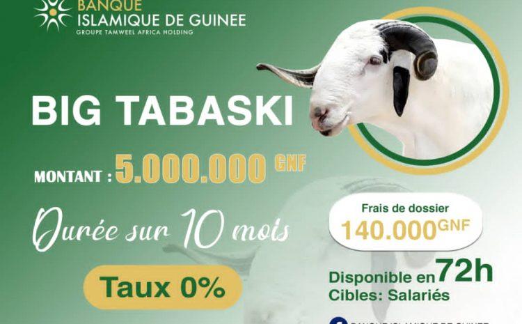 (Guineenews.org)La Banque Islamique de Guinée lance la Campagne de Financement Tabaski